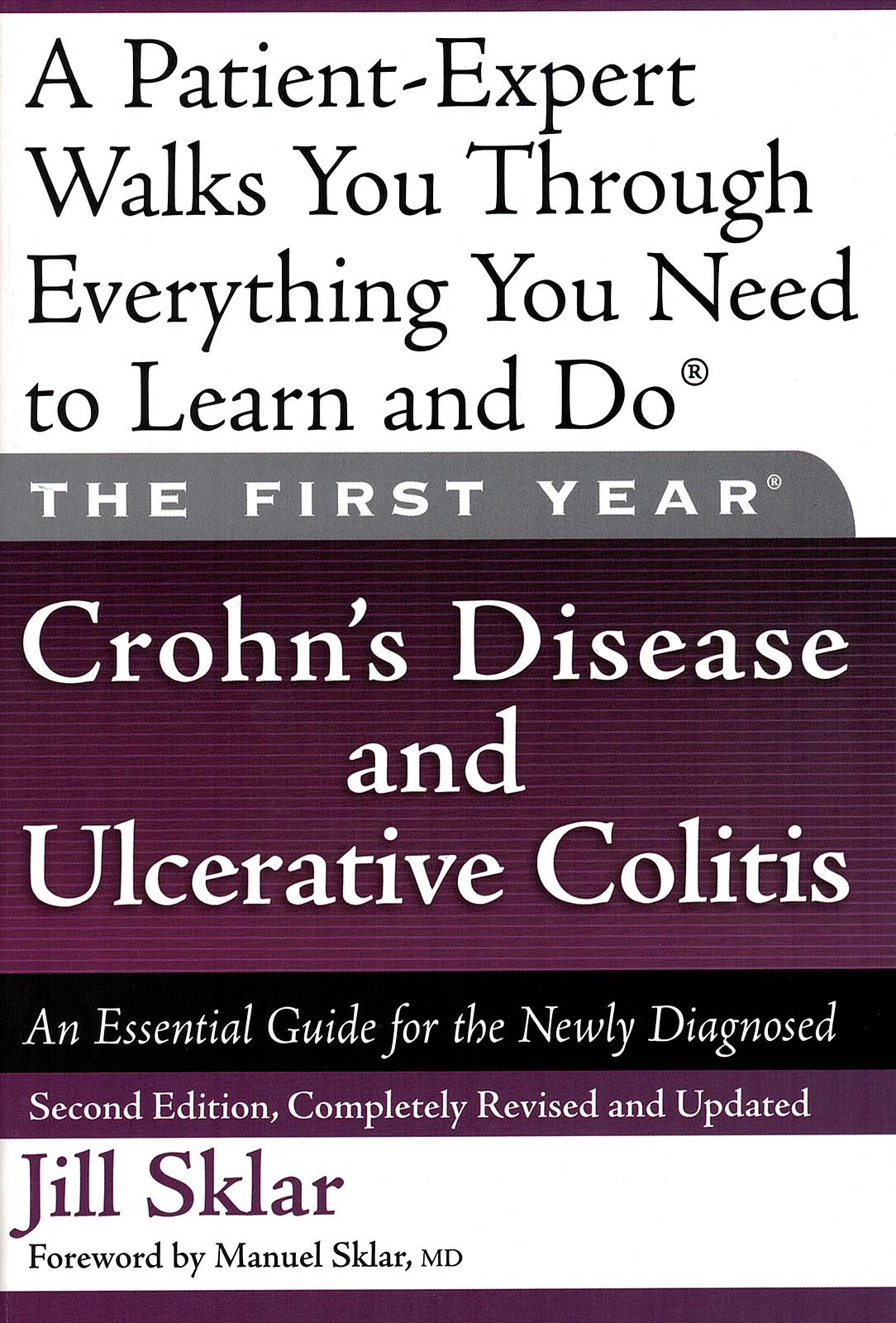 First Year:<br>Crohn's & Colitis