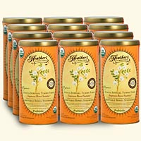 Tummy Fiber Acacia Senegal CANS CASE (12 - 1lb  cans) <em>Diarrhea & Constipation</em>