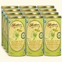 Fennel Tummy Teabags CASE (12 cans) 540 jumbo bags <em>Bloating & Gas</em>