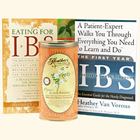 Starter Kit  Eating for IBS First Year IBS Tummy Fiber Acacia Can