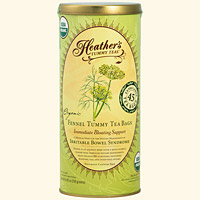 Fennel Tummy TEABAGS 45 jumbo bags <em>Bloating & Gas</em>