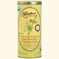 Fennel Tummy Tea LOOSE 1lb. Can <em>Bloating & Gas</em>