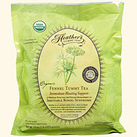 Fennel Tummy Tea  LOOSE 1lb. Refill Pouch <em>Bloating & Gas</em>